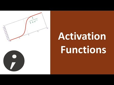 Activation Functions in Neural Networks (Sigmoid, ReLU, tanh, softmax)