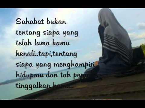 Erti Sahabat