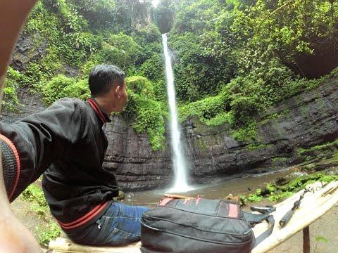 Wisata air terjun coklak, pemandian jatirono dan menara di perkebunan besaran kalibaru