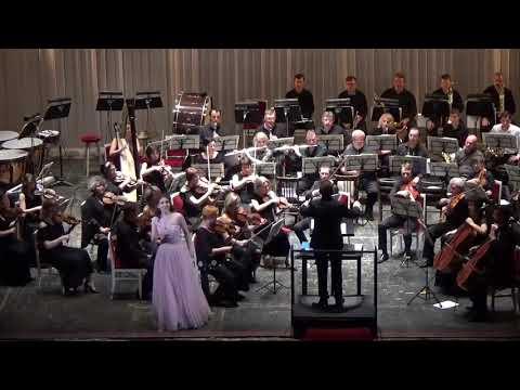 "Ksenia Nesterenko. Lucia`s Aria  ""Regnava Nel Silenzio..."""
