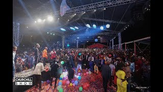 CHURCHILL SHOW SPECIAL EDITION (FULL SHOW - NEW YEAR JUMP OFF)