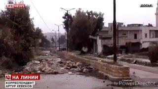 Syria 2016  Турция обстреляла курдов на территории Сирии 15 02 2016