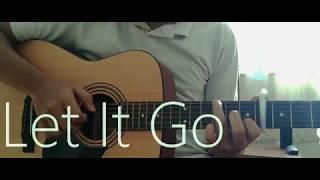 Let It Go | James Bay - Intro Guitar Tutorial(ACTUAL INTRO)