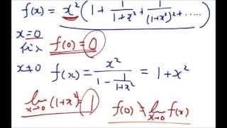 連続関数の定義 - オイラーの公式目指して