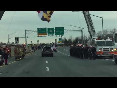 Officer Down - Emotional Police Tribute