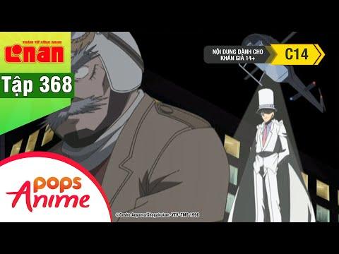 Thám Tử Lừng Danh Conan - Tập 368 - Siêu Trộm Và Màn Trình Diễn Đi Trên Không Trung Phần 2