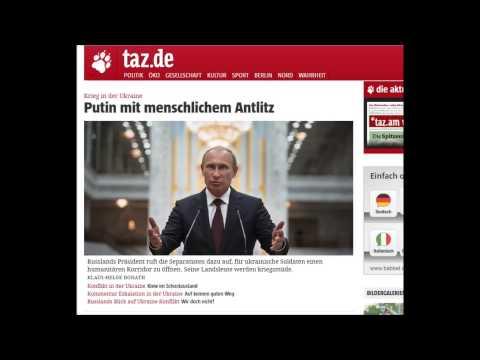 Mainstream-Medien. Übersicht über deutsche Presse vom 29.08.2014.