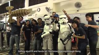 Maker Faire Singapore 2016 - Hackware
