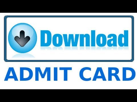 Download Admit Cards For JKSSB (GMC) Typing Test Exam 2019.