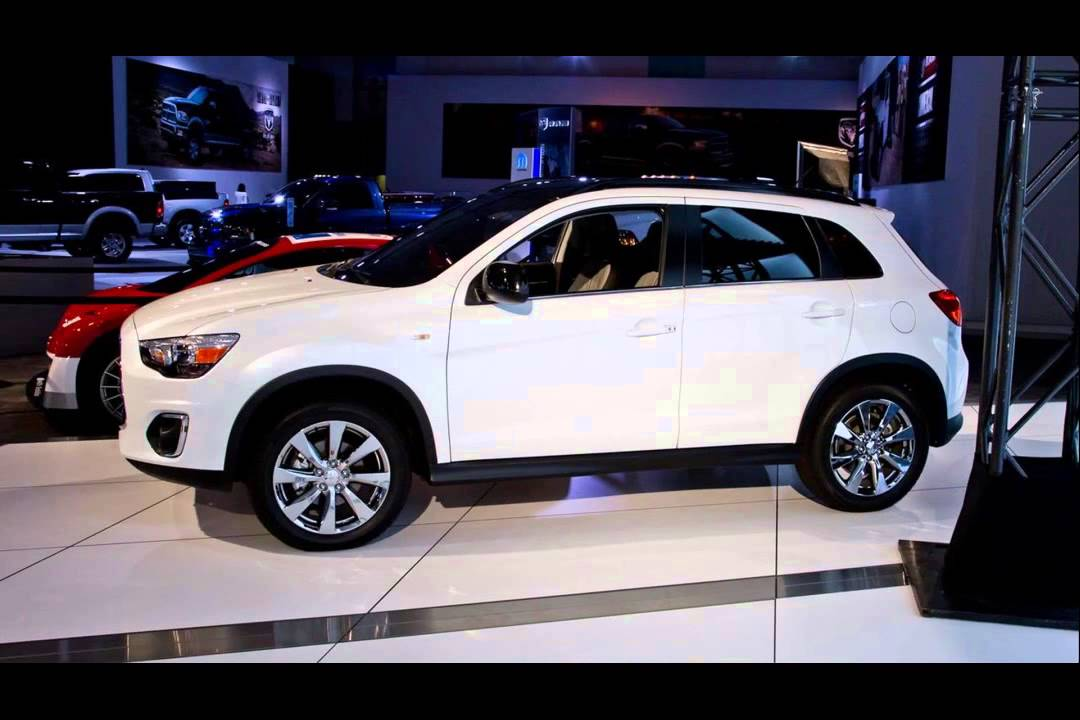 2015 Mitsubishi Outlander Sport Projects   YouTube