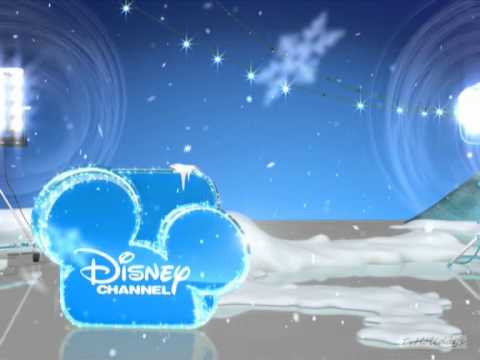 Disney Channel Hungary Christmas Idents and Logo 2013