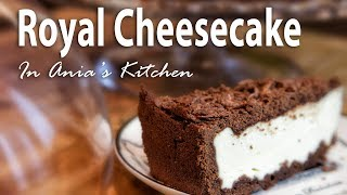 Royal Cheesecake - Sernik Królewski - Recipe #281