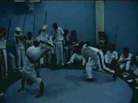 Capoeira bologna