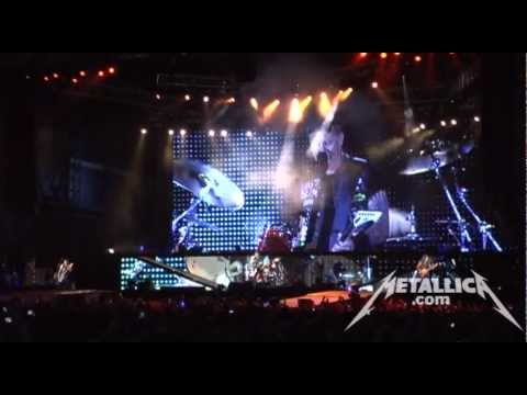 Metallica - The Struggle Within (Live - Prague, Czech Republ