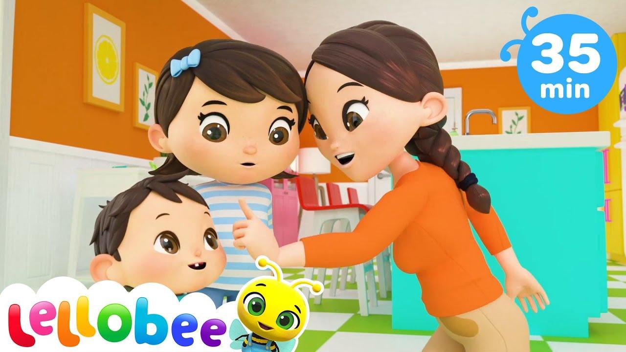 Baby Shark - Dance Together | Best Baby Songs | Kids Cartoon | Nursery Rhymes | Little Baby Bum