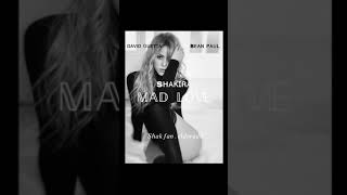 Shakira - Mad love