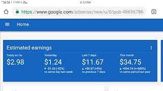 Earnings Proof (YouTube Vs Website)which one is best For earn online money