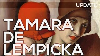 Tamara de Lempicka: A collection of 154 paintings (HD) *UPDATE