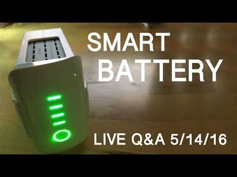 LIVE Q&A #8  Smart batteries