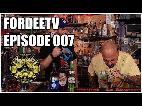 Nevermind 2 Bar in Barcelona w/ Skate Bowl and Flaming Shot |  EP007