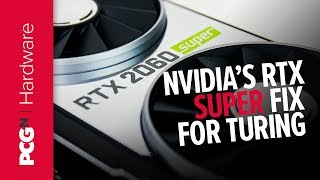 Nvidia's RTX 2070 and 2060 Super GPUs have fixed Turing | Hardware