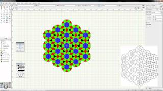 Vectorworks 2013 - D2a - Ep 1b (geometric Puzzle Solutions)