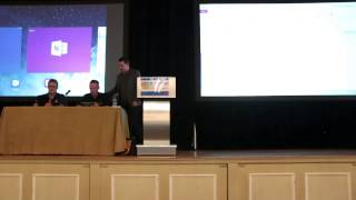 Jeremy Thake SPTechCon Boston 2014 Keynote Highlights One Note and Lync New Fatures