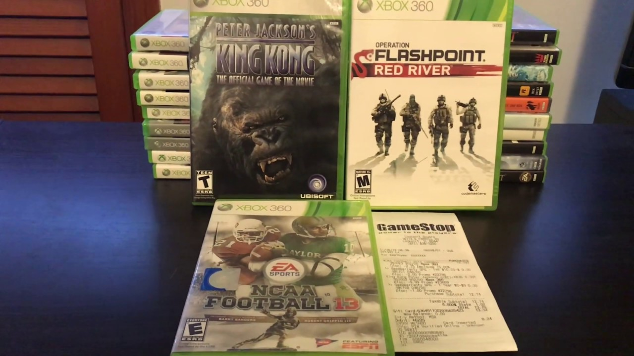 what xbox 360 game should i buy 2012