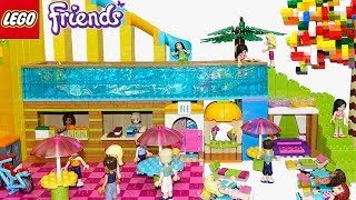 Lego Friends Andrea´s Swimming Pool by Misty Brick.