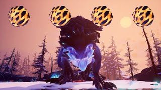How strong are 4 Players with Meteor Hammers? | 4K UltraWide Dauntless