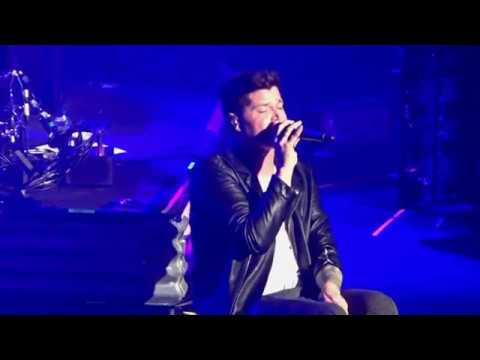 THE SCRIPT - Live In Paris 2018 (Olympia)