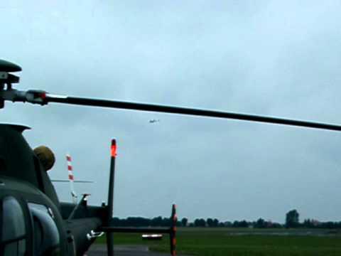 AirShow - Agusta Westland; PZL Swidnik 2011 - prezentacja  AW109 GRAND