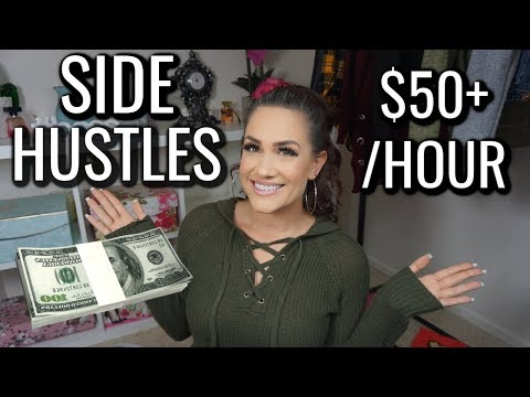 Highest Paying SIDE HUSTLES of 2019 | EASY WAYS TO MAKE MONEY FROM HOME 2019. http://bit.ly/2Q6cQQf