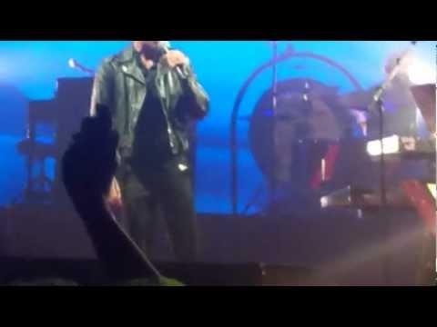 "The Killers ""the Way It Was"" Live @UCCU Orem, Utah 11-30-12"