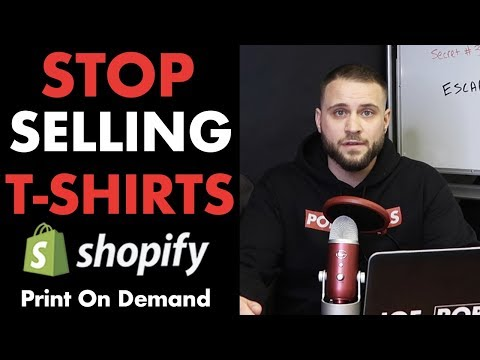 stop-selling-t-shirts-with-shopify-print-on-demand