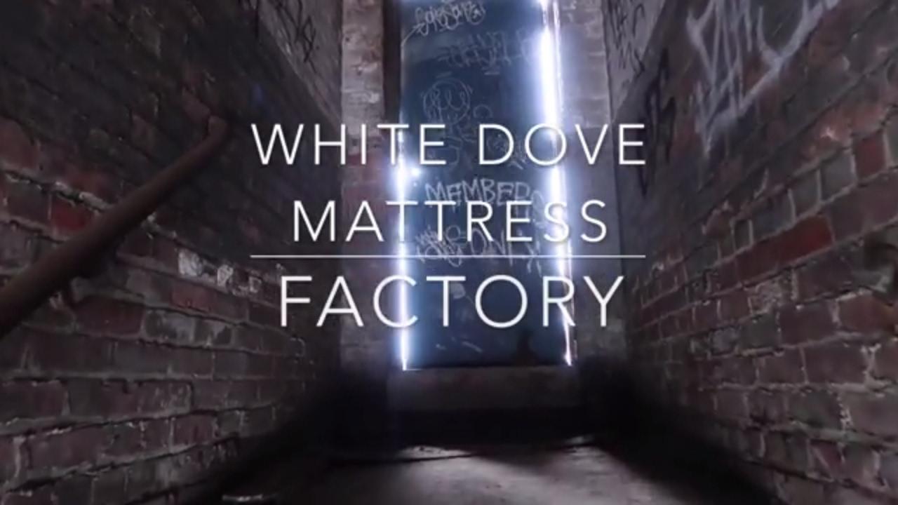 abandoned white dove mattress factory cleveland ohio youtube