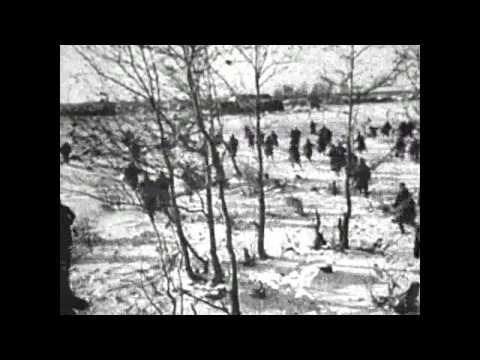 Russia Stops Hitler, Soviets Fight Back - War Film (1941) * Warning Violent Content *