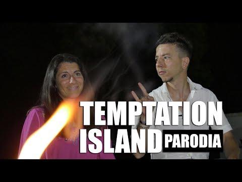 TEMPTATION ISLAND - LA PARODIA