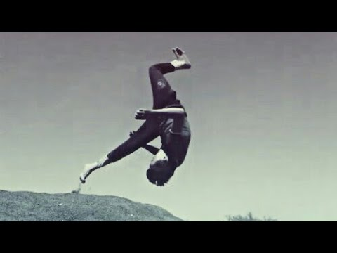 Mazin Freerunning Just A Old Flips | Team Yosarm