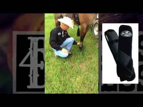 Team Roping Video- Elite Sport Boot with Chris Ford