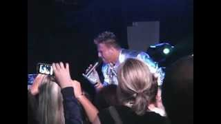 Menowin - Girl you make me crazy - Live in Flensburg, 28.07.2012
