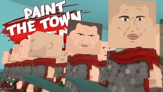 DEFEND THE CASTLE! - Siege & Other Workshop Creations - Paint The Town Red