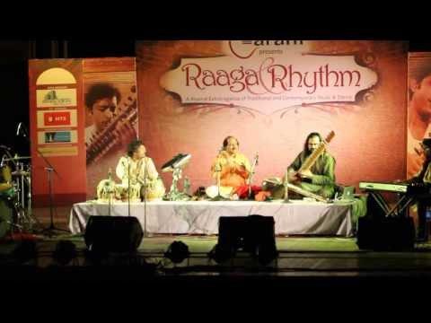 Bikram Ghosh with Ronu Majumdar,Purbayan Chatterjee and Arun Kumar