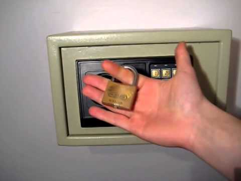 Budget Safes look good, pity they don't work!