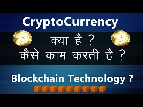What is CryptoCurrency -  Explained in Hindi