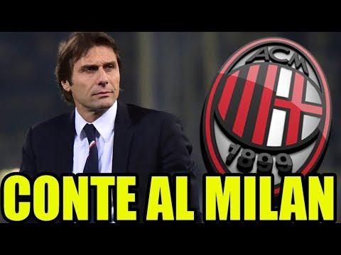 [CLAMOROSO] ANTONIO CONTE al MILAN??? || News Milan