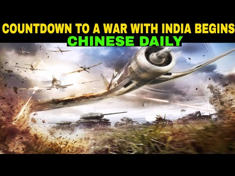 Countdown to a War with India begins :Chinese Daily