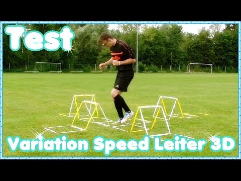 Test: Variation Speed Ladder 3D
