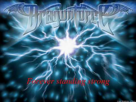 DragonForce - Black Winter Night (subtitled with lyrics)