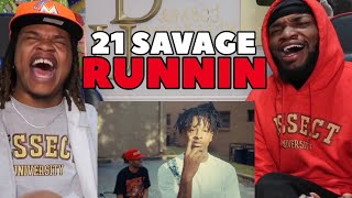 21 Savage x Metro Boomin - Runnin (Official Music Video)